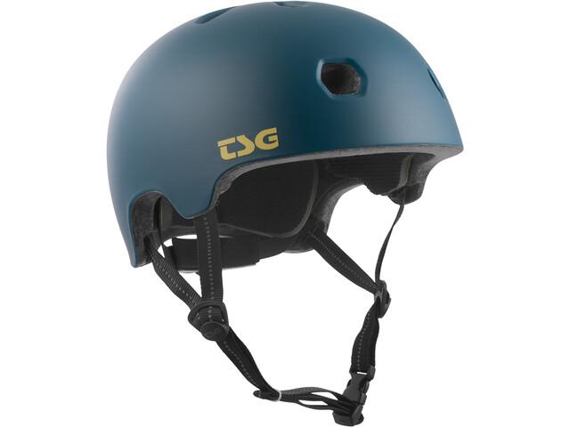 TSG Meta Solid Color Helmet satin jungle